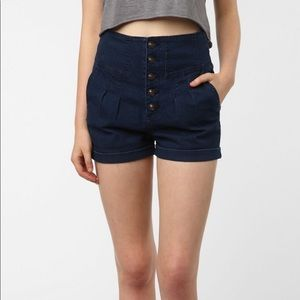 Urban Outfitters Pins & Needles High Waisted Short